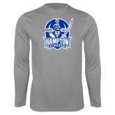 Syntrel Performance Steel Longsleeve Shirt-Hampton Pirates