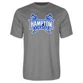 Syntrel Performance Steel Tee-Hampton Pirates Swords