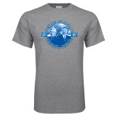 Grey T Shirt-Celebrating A Legacy and A Legend of Excellence