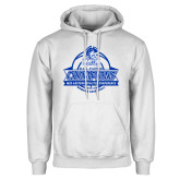 White Fleece Hoodie-2017 MEAC Womens Basketball Champions