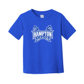 Toddler Royal T Shirt-Hampton Pirates Swords