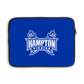 13 inch Neoprene Laptop Sleeve-Hampton Pirates Swords