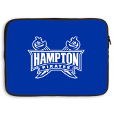 15 inch Neoprene Laptop Sleeve-Hampton Pirates Swords