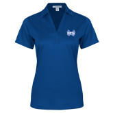 Ladies Royal Performance Fine Jacquard Polo-Hampton Pirates Swords