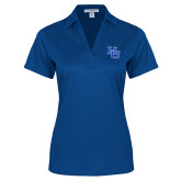 Ladies Royal Performance Fine Jacquard Polo-HU