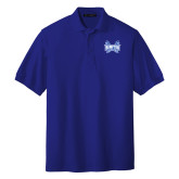 Royal Easycare Pique Polo-Hampton Pirates Swords
