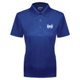 Ladies Royal Dry Mesh Polo-Hampton Pirates Swords