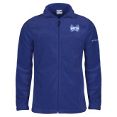 Columbia Full Zip Royal Fleece Jacket-Hampton Pirates Swords