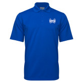 Royal Mini Stripe Polo-Hampton Pirates Swords
