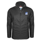 Columbia Mighty LITE Charcoal Jacket-Hampton Pirates