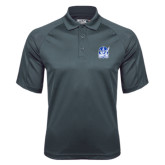 Charcoal Dri Mesh Pro Polo-Hampton Pirates