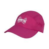 Pink Pace Setter Cap-Hampton Pirates Swords