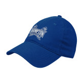 Royal Twill Unstructured Low Profile Hat-Hampton Pirates Swords