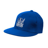 Royal OttoFlex Flat Bill Pro Style Hat-Hampton Pirates