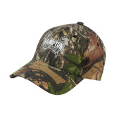Mossy Oak Camo Structured Cap-Hampton Pirates Swords