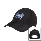 Black Performance Cap-Hampton Pirates Swords