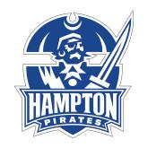 Medium Magnet-Hampton Pirates, 8 inches tall