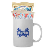 Cookies N Cocoa Gift Mug-Hampton Pirates Swords
