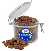 Almond Bliss Round Canister-Hampton Pirates Swords