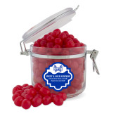 Sweet & Sour Cherry Surprise Round Canister-Hampton Pirates Swords