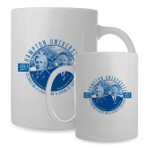 Full Color White Mug 15oz-Celebrating A Legacy and A Legend of Excellence