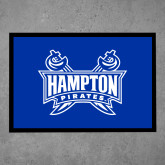 Full Color Indoor Floor Mat-Hampton Pirates Swords