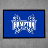 Full Color Indoor Floor Mat-Hampton Pirates Swords