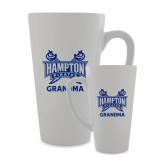 Full Color Latte Mug 17oz-Grandma