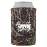 Collapsible Mossy Oak Camo Can Holder-Hampton Pirates Swords