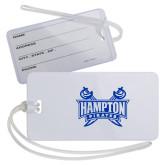 Luggage Tag-Hampton Pirates Swords
