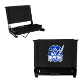 Stadium Chair Black-Hampton Pirates