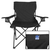 Deluxe Black Captains Chair-Hampton Pirates