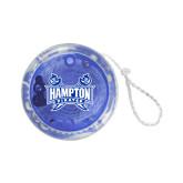 Light Up Blue Yo Yo-Hampton Pirates Swords