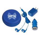 3 in 1 Royal Audio Travel Kit-Hampton Pirates Swords