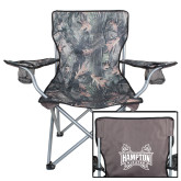 Hunt Valley Camo Captains Chair-Hampton Pirates Swords