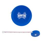 Royal Round Cloth 60 Inch Tape Measure-Hampton Pirates Swords