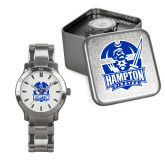Mens Stainless Steel Fashion Watch-Hampton Pirates