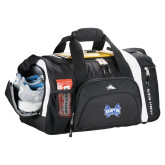 High Sierra Black 22 Inch Garrett Sport Duffel-Hampton Pirates Swords