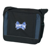 Excel Black/Blue Saddle Brief-Hampton Pirates Swords