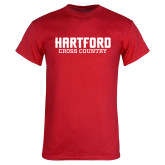 Red T Shirt-Cross Country