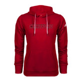Adidas Climawarm Red Team Issue Hoodie-Hartford Logotype