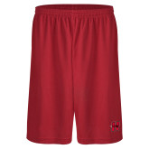 Performance Classic Red 9 Inch Short-Primary Logo Mark H