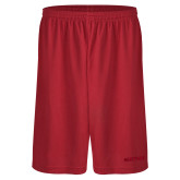 Performance Classic Red 9 Inch Short-Hartford Logotype