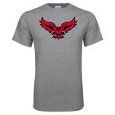 Grey T Shirt-Full Body Hawk