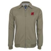 Khaki Players Jacket-Primary Logo Mark H