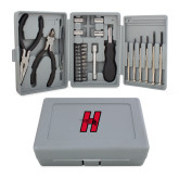 Compact 26 Piece Deluxe Tool Kit-Primary Logo Mark H