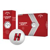 Callaway Chrome Soft Golf Balls 12/pkg-Primary Logo Mark H