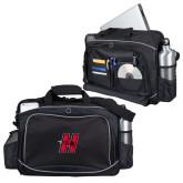 Hive Checkpoint Friendly Black Compu Case-Primary Logo Mark H