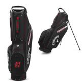 Callaway Hyper Lite 5 Black Stand Bag-Primary Logo Mark H