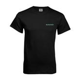 Black T Shirt-Hawaii